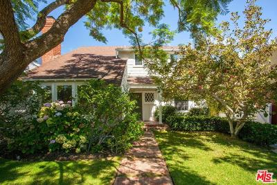 Los Angeles Single Family Home For Sale: 228 South Anita Avenue