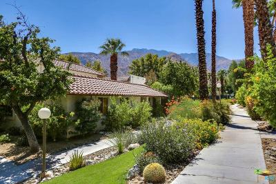 Palm Springs Condo/Townhouse For Sale: 347 West Mariscal Road