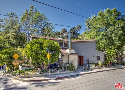 Single Family Home For Sale: 2205 Beverly Glen Place