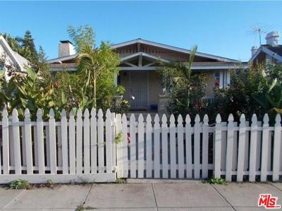 Los Angeles Single Family Home For Sale: 1914 West 41st Street