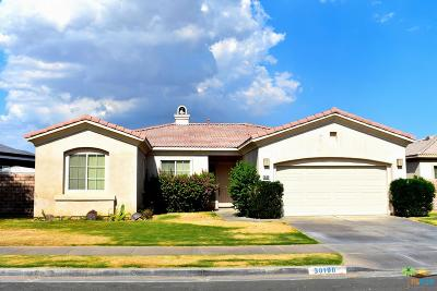 Cathedral City Single Family Home For Sale: 30190 Sawgrass Road