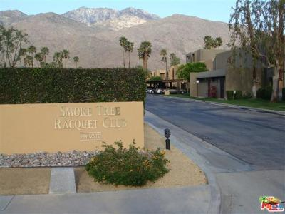 Palm Springs Condo/Townhouse For Sale: 1655 East Palm Canyon Drive #619