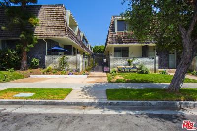 Marina Del Rey Condo/Townhouse For Sale: 4778 La Villa Marina #L