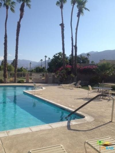 Palm Springs Condo/Townhouse For Sale: 1480 Sunflower Circle