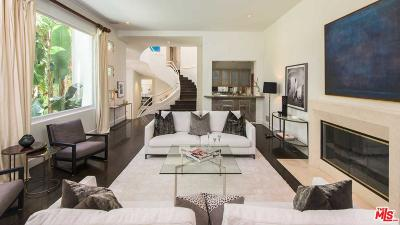 Beverly Hills Single Family Home For Sale: 2539 Benedict Canyon Drive