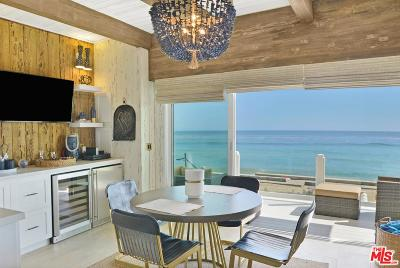 Malibu Single Family Home For Sale: 11908 Beach Club Way