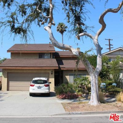 Culver City Single Family Home For Sale: 4123 Vinton Avenue
