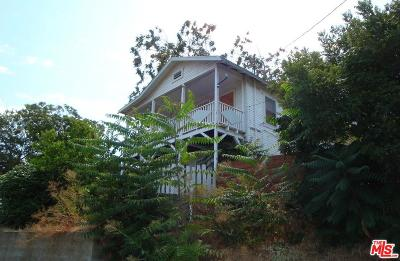 Los Angeles Single Family Home For Sale: 3430 Reynolds Avenue