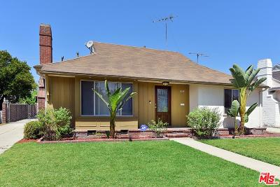 Los Angeles CA Single Family Home For Sale: $734,900