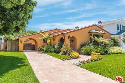 Cheviot Hills/Rancho Park (C08) Single Family Home For Sale: 10642 Esther Avenue