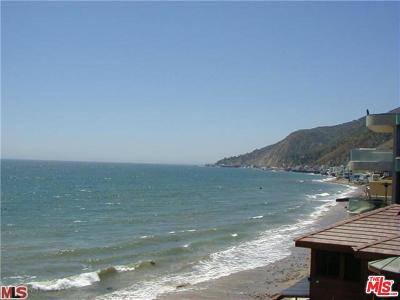 Malibu Single Family Home For Sale: 18850 Pacific Coast Highway