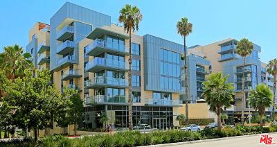 Santa Monica Condo/Townhouse For Sale: 1755 Ocean Avenue #414