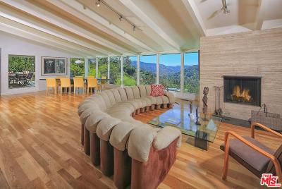 Beverly Hills Single Family Home For Sale: 2870 Benedict Canyon Drive