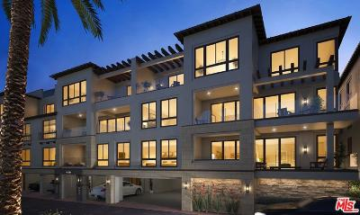 Pacific Palisades Condo/Townhouse For Sale: 17322 Tramonto Drive #305