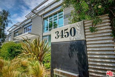 Hollywood Hills East (C30) Condo/Townhouse For Sale: 3450 West Cahuenga Boulevard #504