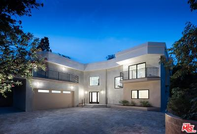 Single Family Home For Sale: 2667 North Beverly Glen