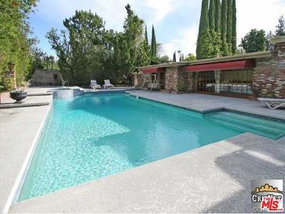 Tarzana Rental For Rent: 4510 El Caballero Drive