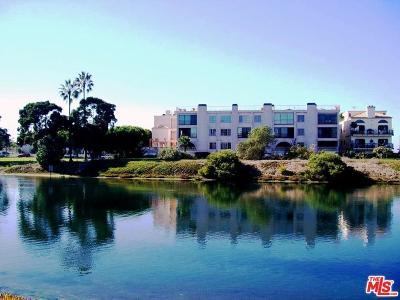 Playa Del Rey Condo/Townhouse For Sale: 6220 Pacific Avenue #303