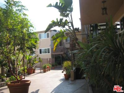 Culver City Condo/Townhouse For Sale: Lenawee Avenue