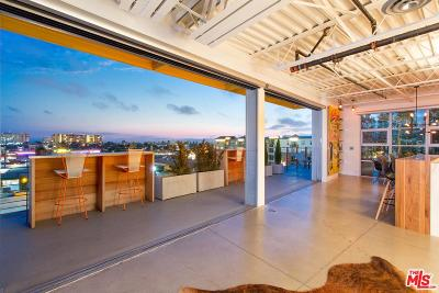 Marina Del Rey Condo/Townhouse For Sale: 4141 Glencoe Avenue #512