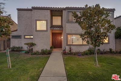 Canoga Park Single Family Home For Sale: 6929 De Soto Avenue
