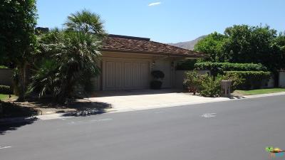 Rancho Mirage Single Family Home For Sale: 13 Princeton Drive
