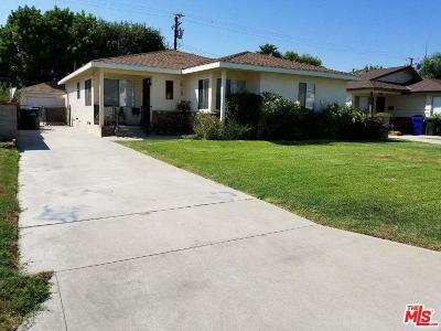 Downey Single Family Home For Sale: 10009 Parrot Avenue