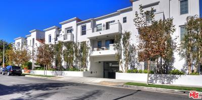 Toluca Lake Rental For Rent: 10639 Woodbridge Street #106