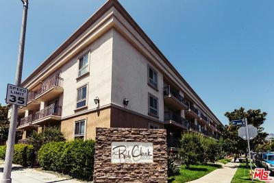 West Hollywood Condo/Townhouse For Sale: 141 South Clark Drive #321