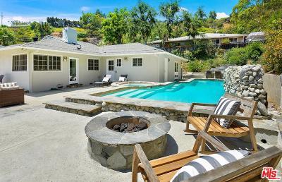 Beverly Hills Single Family Home For Sale: 9573 Stuart Lane