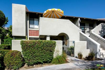 Palm Springs Condo/Townhouse For Sale: 351 North Hermosa Drive #5D1