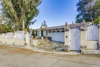 Rental For Rent: 1561 Benedict Canyon Drive