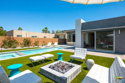 Palm Springs Single Family Home For Sale: 989 Bernardi Lane