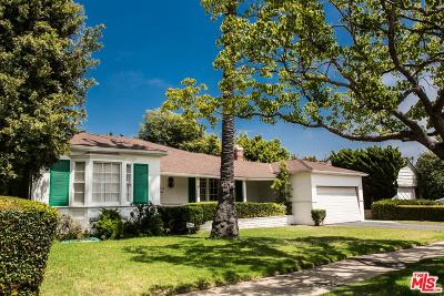 Pacific Palisades Single Family Home For Sale: 730 Toyopa Drive