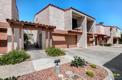 Palm Springs Condo/Townhouse For Sale: 357 South Calle Jasmin