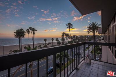 Santa Monica Condo/Townhouse For Sale: 1007 Ocean Avenue #PH2
