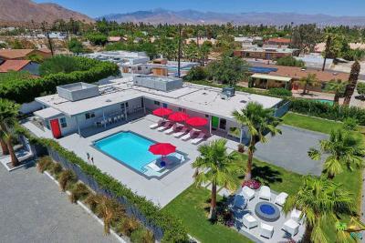 Palm Springs Rental For Rent: 496 West Dominguez Road #1-4