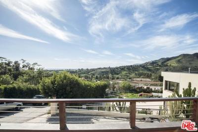 Malibu Single Family Home For Sale: 6305 Gayton Place