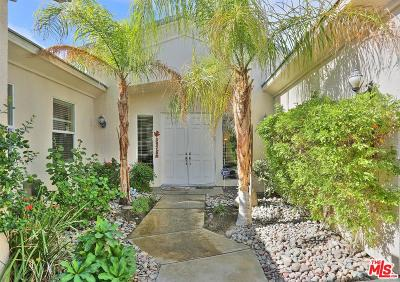 Rancho Mirage Single Family Home For Sale: 33 Champagne Circle