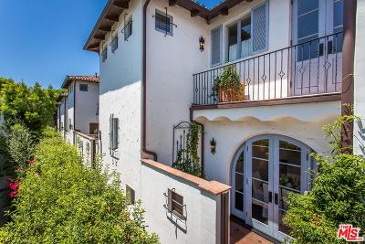 Santa Monica Condo/Townhouse For Sale: 923 20th Street #E