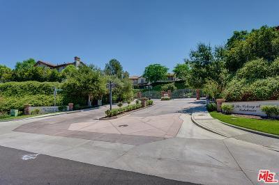 Calabasas Single Family Home For Sale: 4681 Camino Del Sol