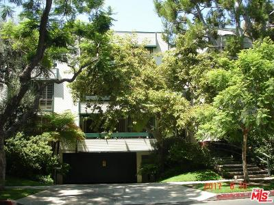 Beverly Hills Condo/Townhouse For Sale: 403 North Oakhurst Drive #302