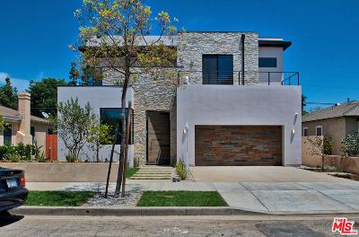 Culver City Single Family Home For Sale: 5156 Pickford Way