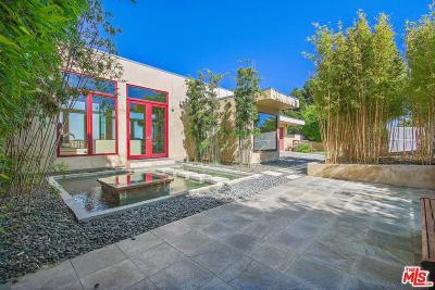 Topanga Single Family Home For Sale: 21925 Altaridge Drive