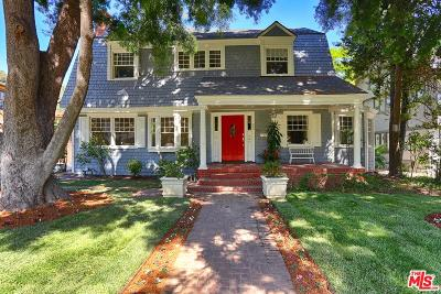 Pasadena Single Family Home For Sale: 268 South Orange Grove