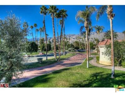 Palm Springs Condo/Townhouse For Sale: 2700 East Mesquite Avenue #C13