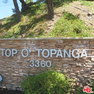 Topanga Single Family Home For Sale: 1126 Mohawk