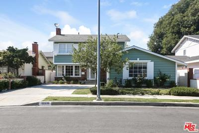 Single Family Home For Sale: 12539 Presnell Street