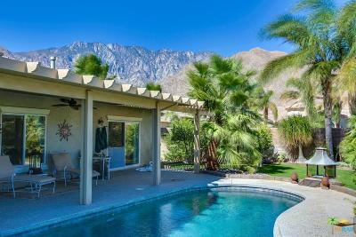 Palm Springs Single Family Home For Sale: 984 Tierra Lane
