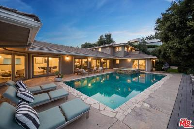 Beverly Hills Single Family Home For Sale: 2547 Hutton Drive